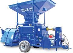 Оборудование для плющения и закладки зерновых