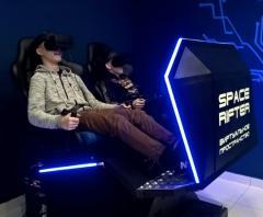 """Аттракцион Виртуальной Реальности """"Сфера 2..."""