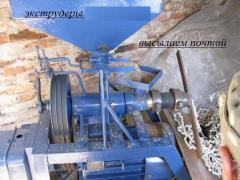 Экструдеры и грануляторы 220-380 в. Бытовые.