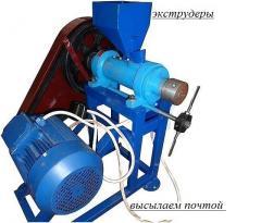 Грануляторы и экструдеры бытовые 220-380 в.