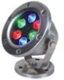 Подводные светильники RGB