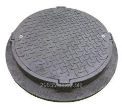 Hatch polymeric heavy type of 25 tons