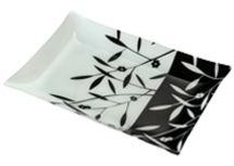 Подносы столовые Arcofam набор разносов (2 предмета)