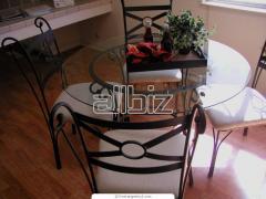 Столы стеклянные под заказ