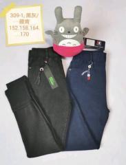 Джегинсы (джинсовые лосины) с карманами для
