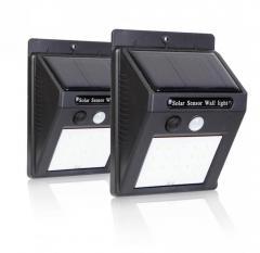 Светильник на солнечной батарее 100 LED наружного