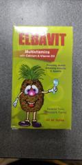 Поливитаминный сироп с кальцием и витамином D3 для