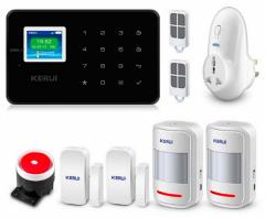 Комплект сигнализации Kerui security G18 plus с