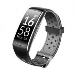 Фитнес-трекер Smart Band Q8 Tonometr Серый