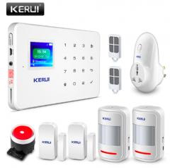 Комплект сигнализации Kerui alarm G18 plus с умной
