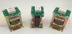Трансформатор струму 5A / 0.1A для тиристорного перетворювача середньої частоти (3шт-комплект)