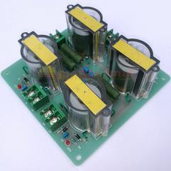 4х-канальный Импульсный трансформатор для тиристорного преобразователя средней частоты