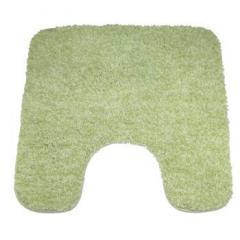 Коврик д/ванной polyester GOBI 55х55 зеленый