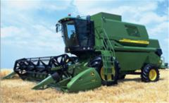 To buy greasings for agricultural machinery