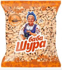 Roasted sunflower seeds, 150 g, TM Baba Shura
