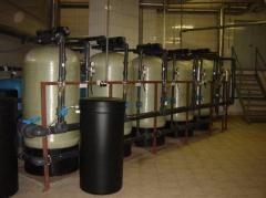 Водоочистные установки