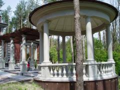 Columns architectural Kiev