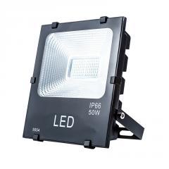 Cветодиодный уличный прожектор 50Вт 5000К защита