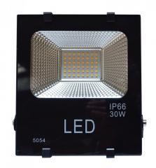 Прожектор світлодіодний вуличний 30Вт 5000K IP65