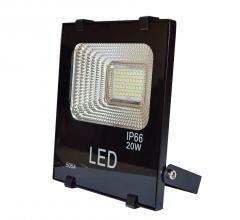 Cветодиодный уличный прожектор 20Вт 6500К защита