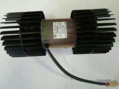 Электродвигатель ДЭВ 77-12/40 (с колесом