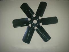 Impellers fan