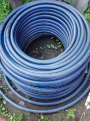 Polyethylene pipes for water supply