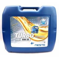 Масло моторное полусинтетическое Neste Turbo LXE