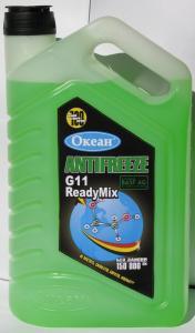 Antifreeze G11 Ready Mix antifreeze