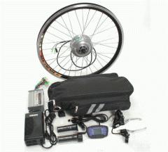 мотор-колесо(незаспицованное)для электровелосипеда