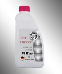 Antifreeze HG 12 (красный)