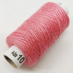 Нитки джинсовые, высокой прочности №10, розовые col. 008 (РАВ-534)