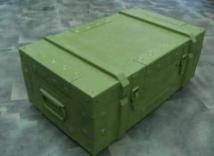 Army packing, box wooden special