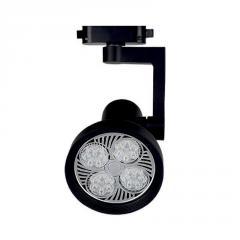 LED светильник трековый Черный 25W 2000Lm 4100K