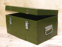 Container army wooden