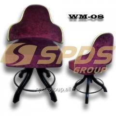 VIP стулья кресло WM-08, вращающиеся стулья с поворотно возвратным механизмом