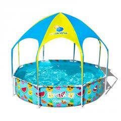 Каркасный бассейн Bestway 56432 (244х51 см) с