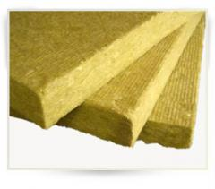 Mineral wool Izovat Izovat 30 thickness is 100 mm