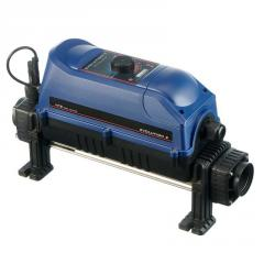 Electric water heaters for swimming pools