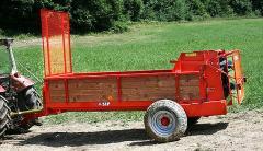 Equipment for soil fertilizer