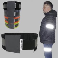 Лента-фликер светоотражающая для пешехода