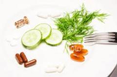Травяные диетические добавки