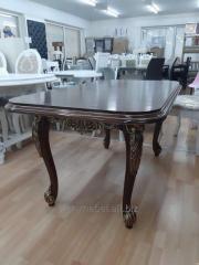 Tables for cafe, restaurants. Wooden furniture