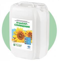 Удобрение  АгроЗАР — Подсолнечник, 10 л