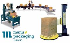 Услуги монтажа, ремонта и наладки упаковочного