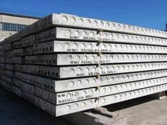 Изделия бетонные (ЖБИ)