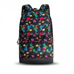 Городской рюкзак с принтом TikTok
