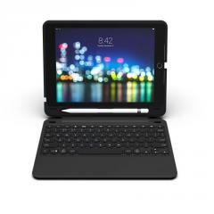 Чехол-клавиатура ZAGG Slim Book Go Black для...