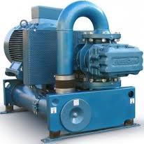 Oil compressor KS-19 (Kryvyi Rih)