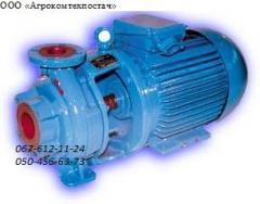 Electric motors. VVN electric motors
